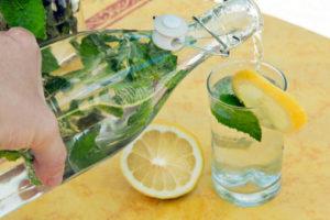 cure détox water